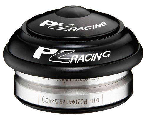 Pz Racing Cr5.3Hs Bike Headset, Aluminum Anodized Black