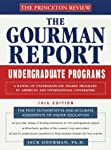 Princeton Review: Gourman Report of Undergraduate Programs  10th Edition: A Rating of Undergraduate Programs in American and International Universities (Gourman Report: a Rating of Undergraduate Programs in American and International Universities)