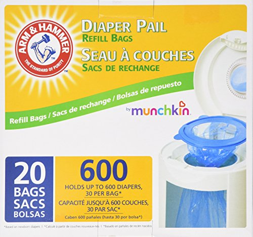 Munchkin-Arm-Hammer-Diaper-Pail-Snap-Seal-and-Toss-Refill-Bags