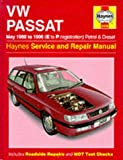 img - for VW Passat Petrol and Diesel (May 1988-96) Service and Repair (Haynes Service & Repair Manual 3498) book / textbook / text book