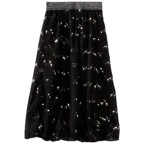 Amazon.com: My Michelle Big Girls' Corkscrew Long Skirt
