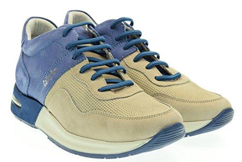 CALLAGHAN donna sneakers basse 92100 Blu 38 Blu-Bei