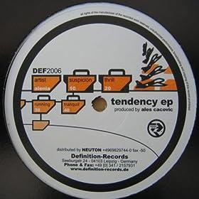 Alenia - Tendency EP