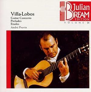 Julian Bream Edition Vol. 21