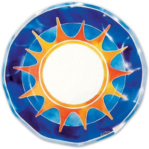 Summer Large Plates (10/Pkg) - 1