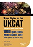 img - for Score Higher on the UKCAT (Success in Medicine) book / textbook / text book