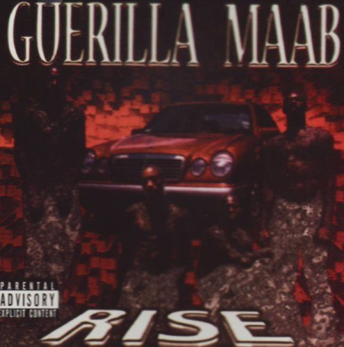 Guerilla Maab - Rise