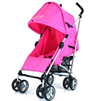 ZETA VOOOM - RASPBERRY Complete With Raincover from Baby Travel