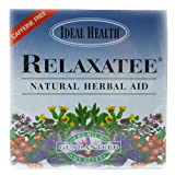 Ideal Health Relaxatee 10 Herbal Tea Bags