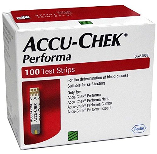 Rocheoper Ltd Accu Chek Performa X 300 (Without Chip)