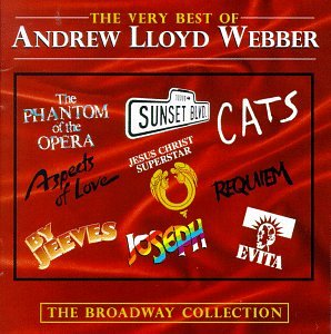 Various Artists - The Very Best Of Andrew Lloyd Webber: The Broadway Collection - Zortam Music