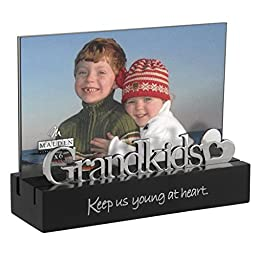 Malden Grandkids Desktop Expression Frame, 4 by 6-Inch