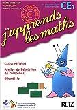 echange, troc Brissiaud Remi, Pierre Clerc, Andre Ouzoulias - J'apprends Les Maths Ce1