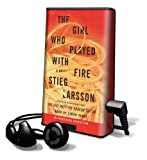 img - for The Girl Who Played with Fire (Playaway Adult Fiction) book / textbook / text book