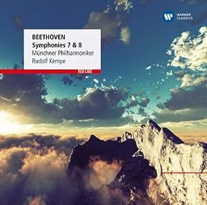 Beethoven : Symphonies 7 & 8