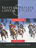 img - for Venture Capital and Private Equity: A Casebook book / textbook / text book