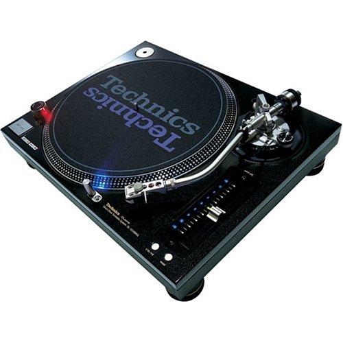 Technics SL-1210M5G Pro Turntable, Blacką
