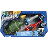 Thunderbirds Are Go 4 Piece Vehicle Super Set (Dispatched From UK)