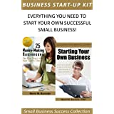 The Business Start-Up Success Bundle: Choose Your Money-Making Business Ideas and Learn How to Start Your Own Business! (How to Start a Business Series Book 2) ~ Nevin Buconjic