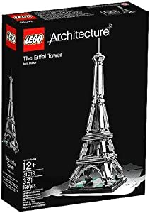 LEGO Architecture Set #21019 The Eiffel Tower by LEGO [Toy]