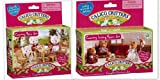 Calico Critters Country Treehouse Living Room Patio 2 Furniture Sets