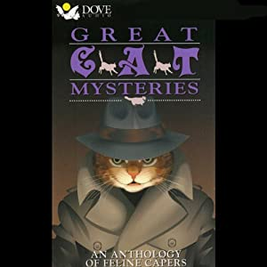 Great Cat Mysteries Audiobook