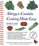 Allergy & Candida Cooking Made Easy