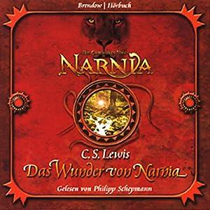Das Wunder von Narnia (Chroniken von Narnia 1) Audiobook