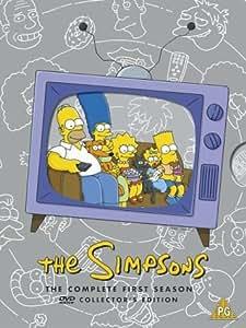 The Simpsons: Complete Season 1 [DVD]