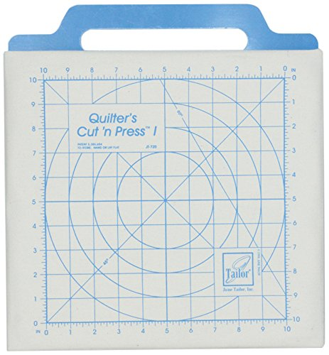 June Tailor Quilter's Cut'n Press (Iron For Quilters compare prices)