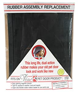 Amazon Com Pride Pet Door Flap Assembly Pet Supplies