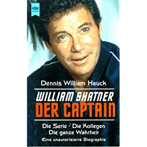 William Shatner, Der Captain