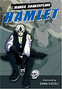 "Cover of ""Manga Shakespeare: Hamlet"""