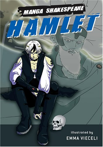Manga Shakespeare: Hamlet book cover