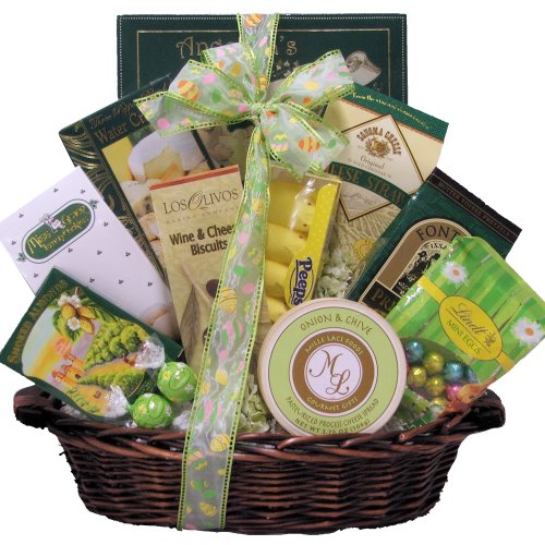 GreatArrivals Gift Baskets Easter Wishes Gourmet