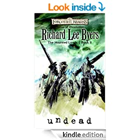 Undead: The Haunted Lands, Book II