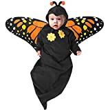 Newborn Baby Butterfly Halloween Costume (3-6M)