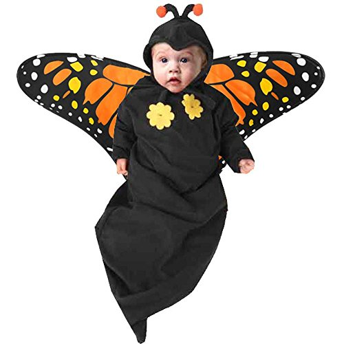 Newborn Baby Butterfly Halloween Costume (3-6M)