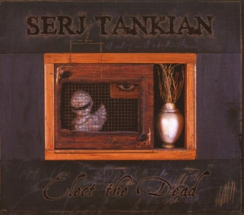 Elect The Dead [Digipak] by Serj Tankian (2007) Audio CD