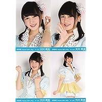 AKB48 公式生写真 Theater 2014.May 月別05月 【大川莉央】 4枚コンプ