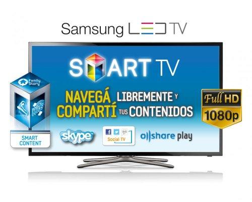 "Samsung Un46F5500 46"" 1080P Slim Smart Led Hdtv"