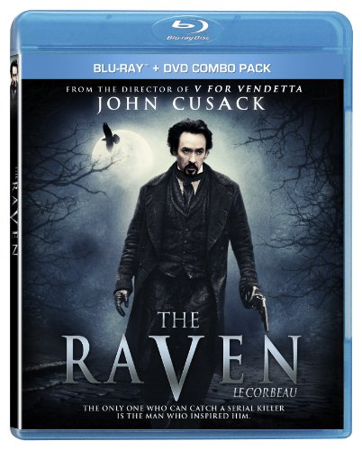 Ворон / The Raven (2012) BDRip 720p