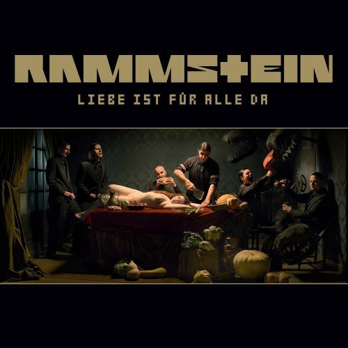 Rammstein - Liebe Ist Fã¼r Alle Da (Standard Version) - Lyrics2You