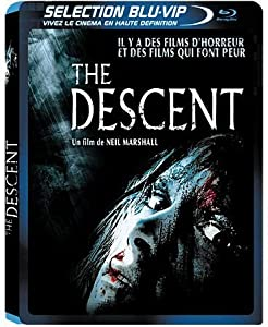 The descent [Blu-ray] [FR Import]
