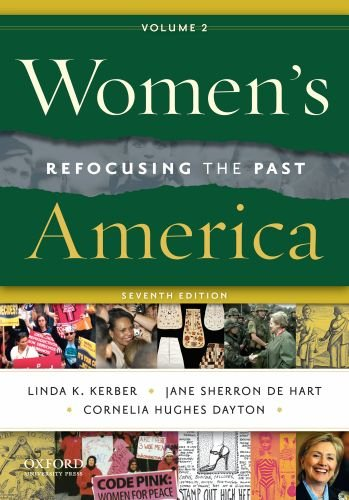 Women's America, Volume 2: Refocusing the Past
