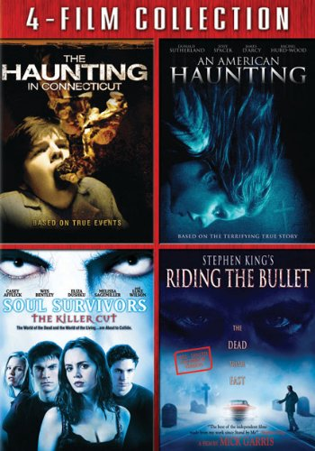 Haunting in Conn & American Haunting & Soul Surviv [DVD] [Region 1] [US Import] [NTSC]