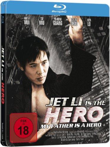 Jet Li is the hero - My father is a hero [Blu-ray]
