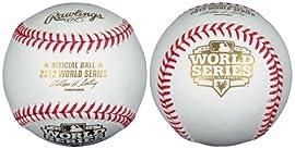 Rawlings WSBB-12 Official 2012 World Series Baseball
