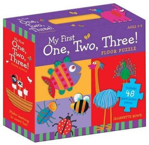 Jr My First Words Floor Puzzle