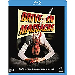 Drive-In Massacre [Blu-ray]